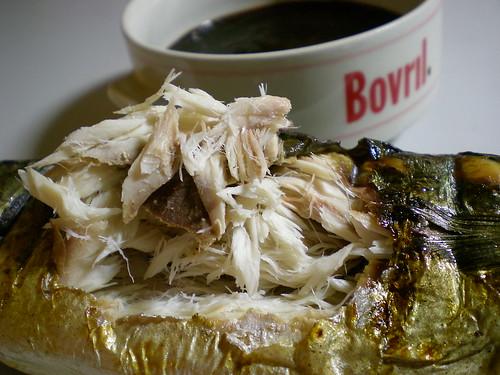 Bandong sardin panggang 2