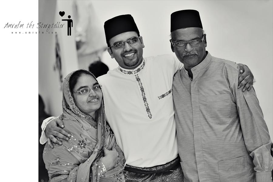 Faizal & Shafarina Nikah-14