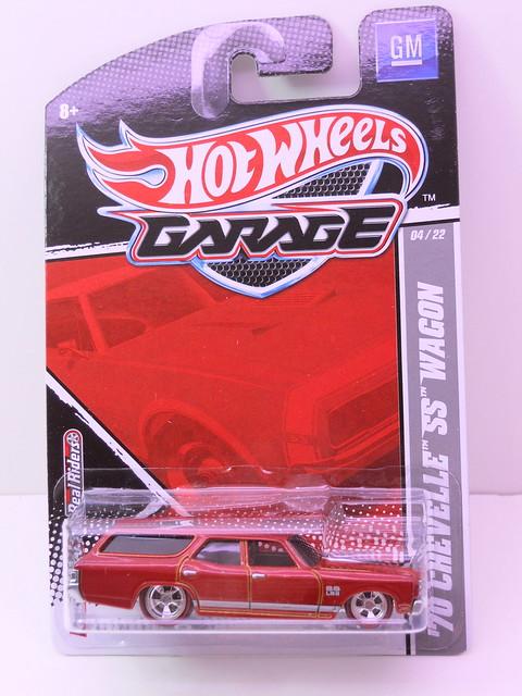 hot wheels garage orange '70 chevelle ss wagon (1)
