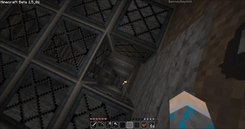 Minecraft - Mine Shaft