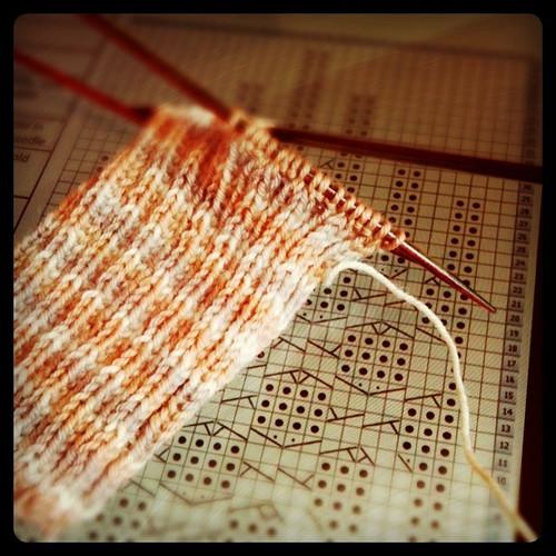 Cafe Knitting 3