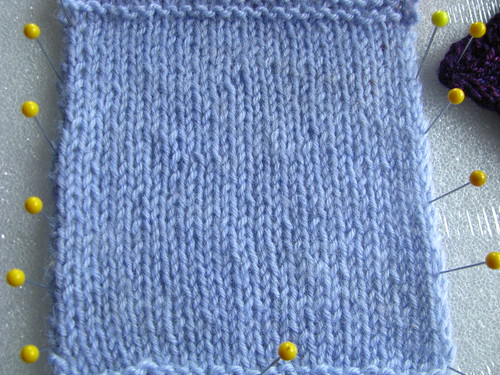 Stargaze Test Knit Swatche 3