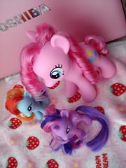 Post-Spa Ponies