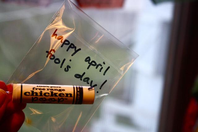 april fools day • 2011 - 6