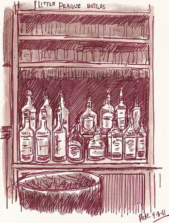 little prague bottles