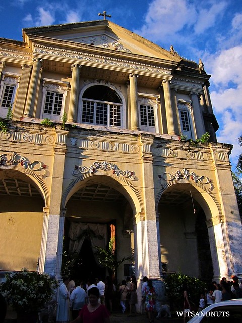 Dauis Church in Bohol