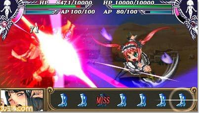 Queen's Blade : Spiral Chaos - attack 9