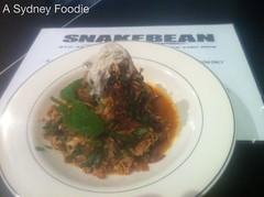 Snakebean Asian Diner, Darlinghurst by A Sydney Foodie