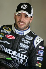 Jimmie Johnson, 8 April 2011