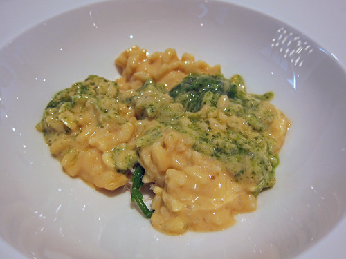 Cornish Native Brown Crab Risotto