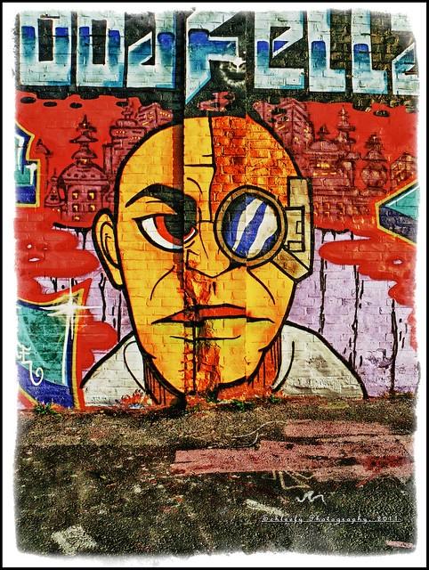 #150/365 Graffiti V