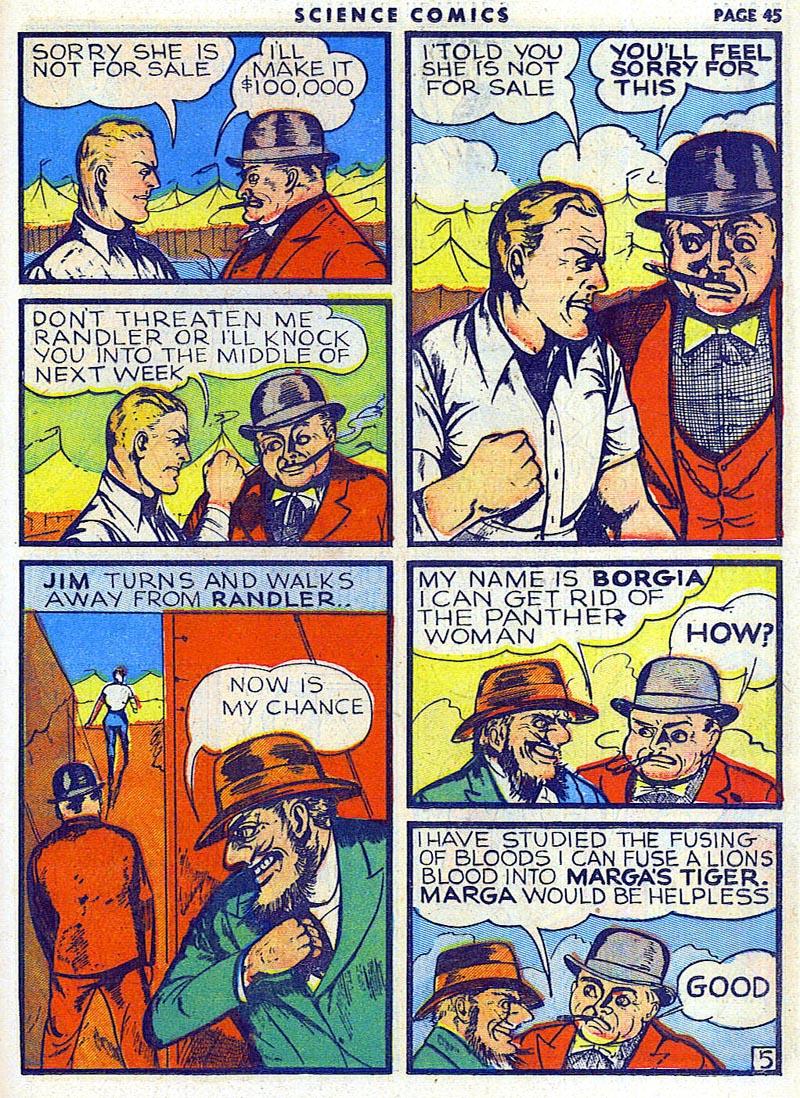 Science Comics 6 - Marga (July 1940) 05