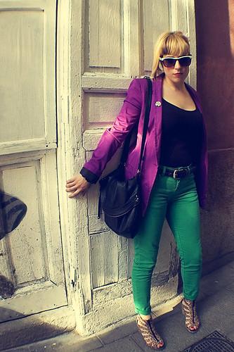 Natalia street fashion
