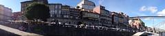 Cais da Ribeira - the tourist strip