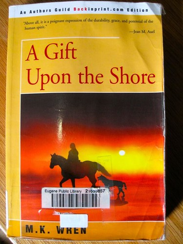 Book review: A Gift Upon the Shore, by M K  Wren - Writing