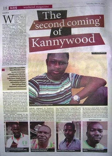 The 'second coming' of Kannywood (2/6)
