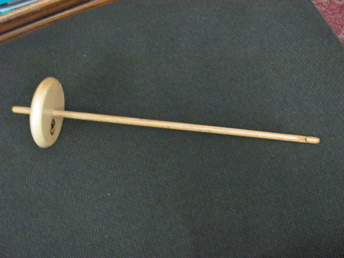 my drop spindle