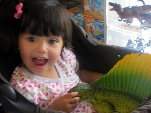 I love Dinosaurs! by alexthoth