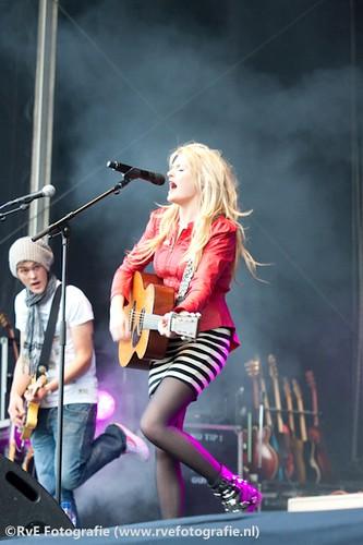Drakenbootfestival Apeldoorn (24-06-2011).