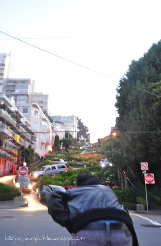 Day1; LombardSt.