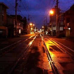 (^o^)ノ < おはよー! 大阪、雨上がったね!