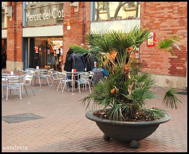 Plaza del Mercat del Clot
