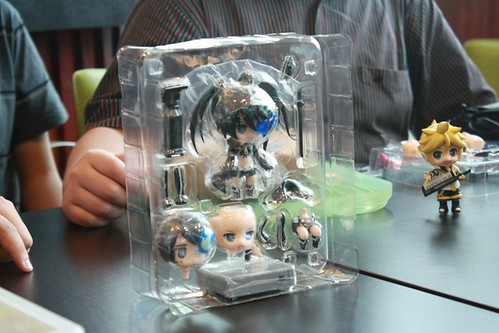 Teddy, one of the participant unboxed his brand new Nendoroid BRS!