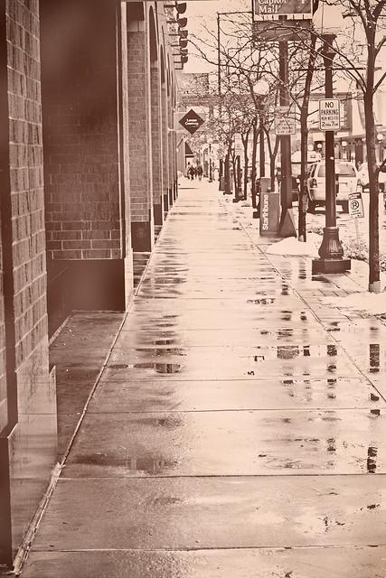 Day 364 ~ sidewalk