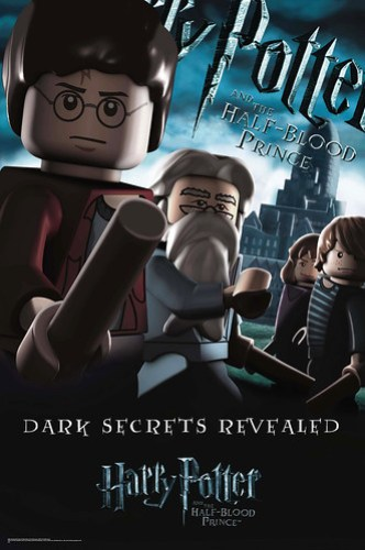 Lego Harry Potter and the Half-Blood Prince