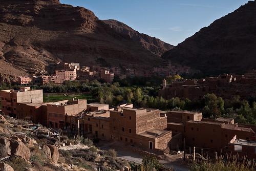 Sahara, Todra, Marrakech