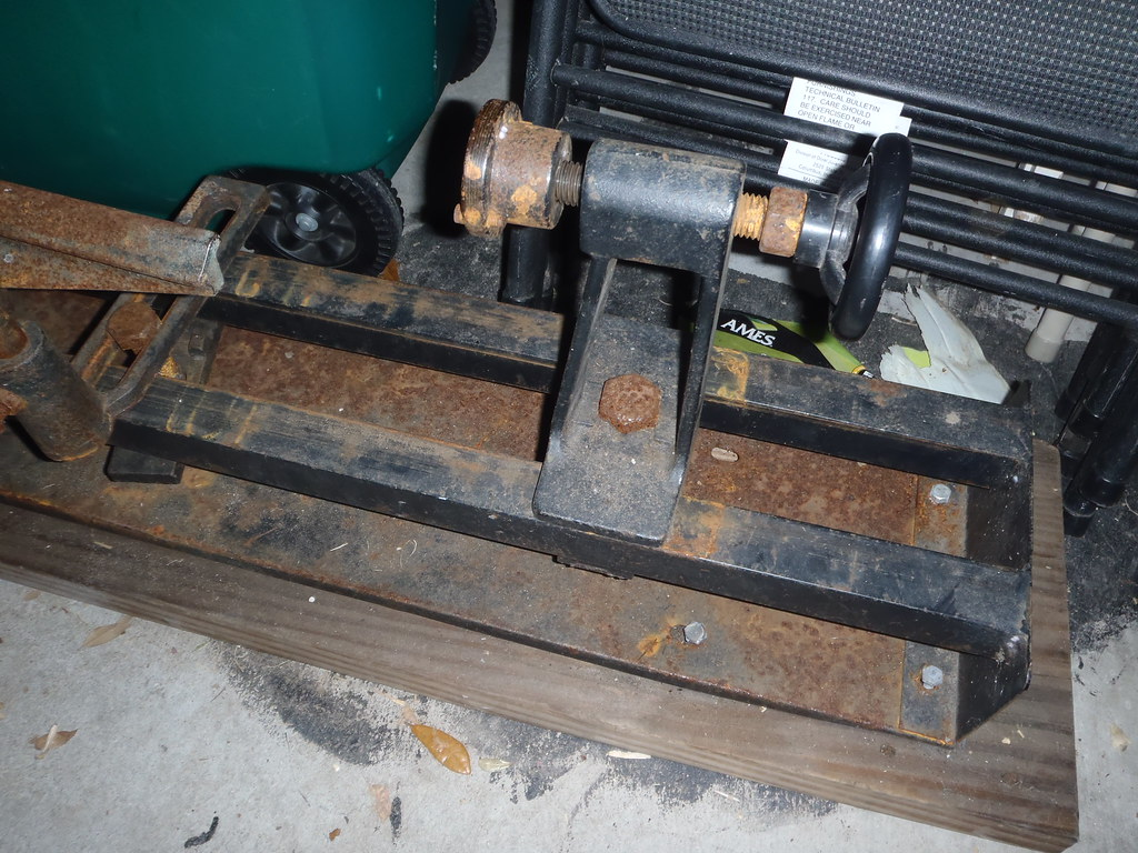 Buffalo Wood Lathe Model Wl 6
