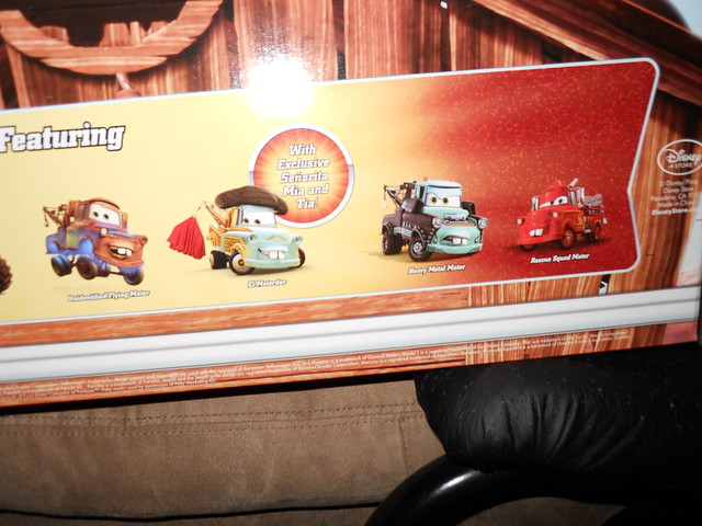 Disney Store CARS TOON 20 Car Set (11)