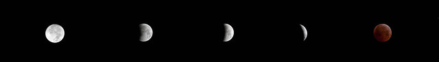 Lunar Eclipse (Half of)