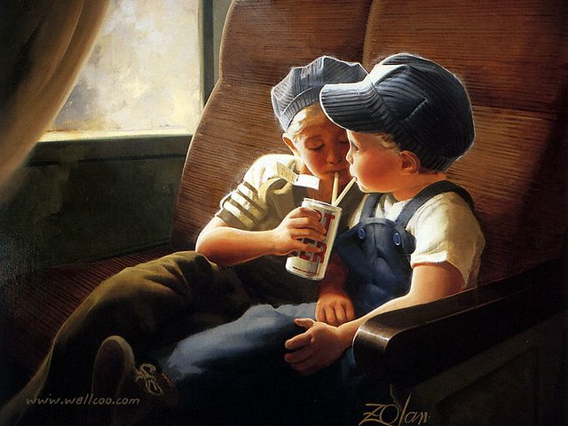 painting_children_childhood_kjb_DonaldZolan_20LittleEngineers_sm
