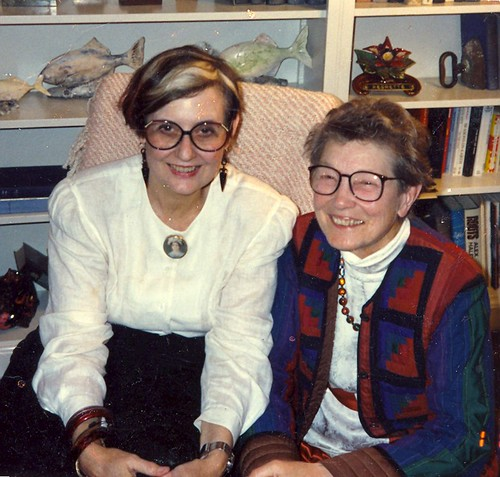 1990 Eleanor Dickinson and Jo Hanson