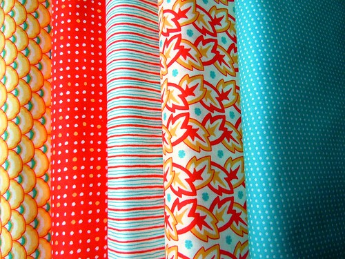 City Weekend Fabric - Oliver and S