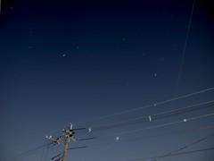 ISSの軌跡