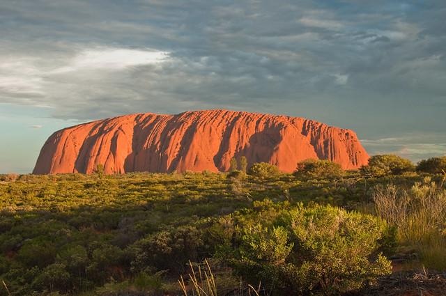 Uluru Sunset III