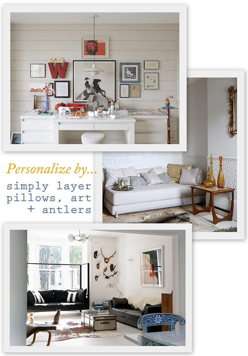 Decorating Ideas + Ist Option