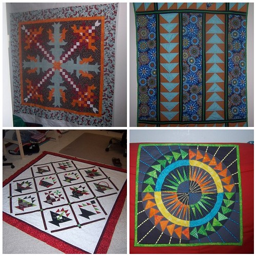 2011 Quilts and Tops
