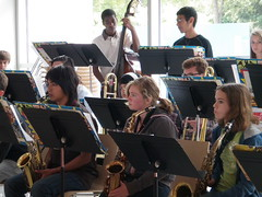 Santa Teresa High School  Jazz Band