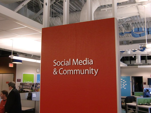 Social Media & Community Open Workspace 5