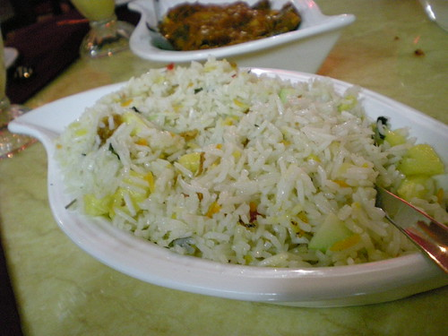 Bombay Spices - pilao rice