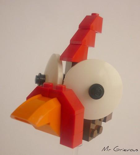 Lego Moorhuhn