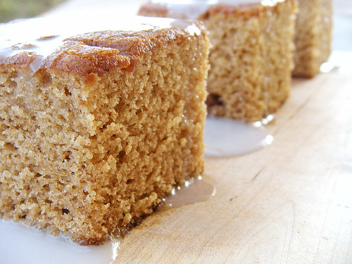 Day 3: Honey and Beer Spice Cake – The Whimsical Cupcake