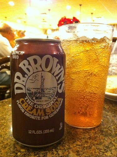 Dr Brown's Cream Soda