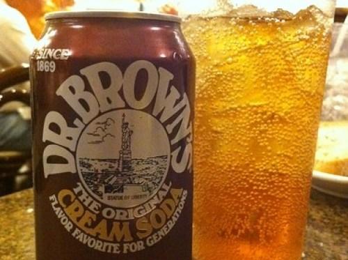 Dr Brown's Cream Soda