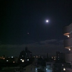 月のあかり