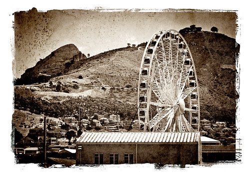 Wheel of Excellence, Bokaap, Signal Hill and Lion's Head