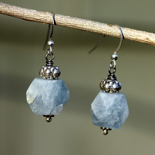 Ice cold earrings
